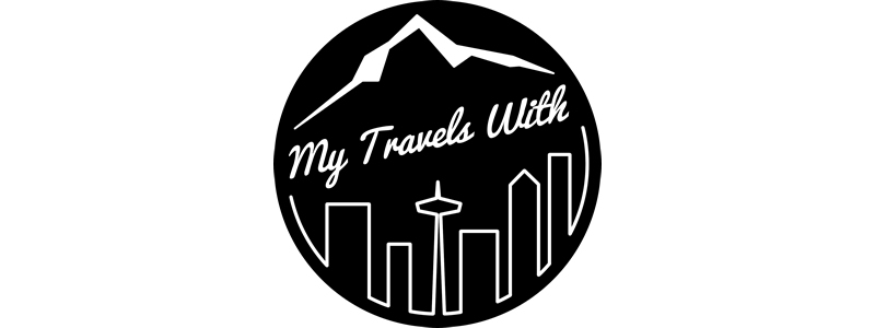 My Travels With Logo