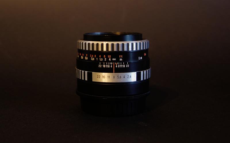 Legendary Vintage Zeiss 35mm prime lens
