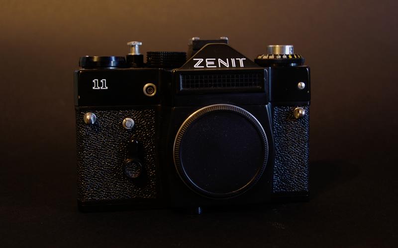 Zenit 11 35mm SLR Camera