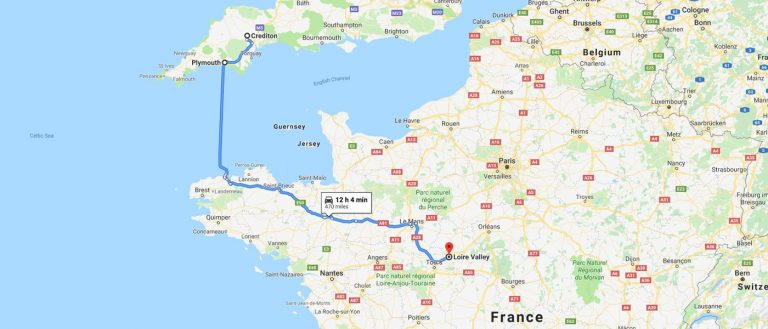 Loire Valley or Bust…