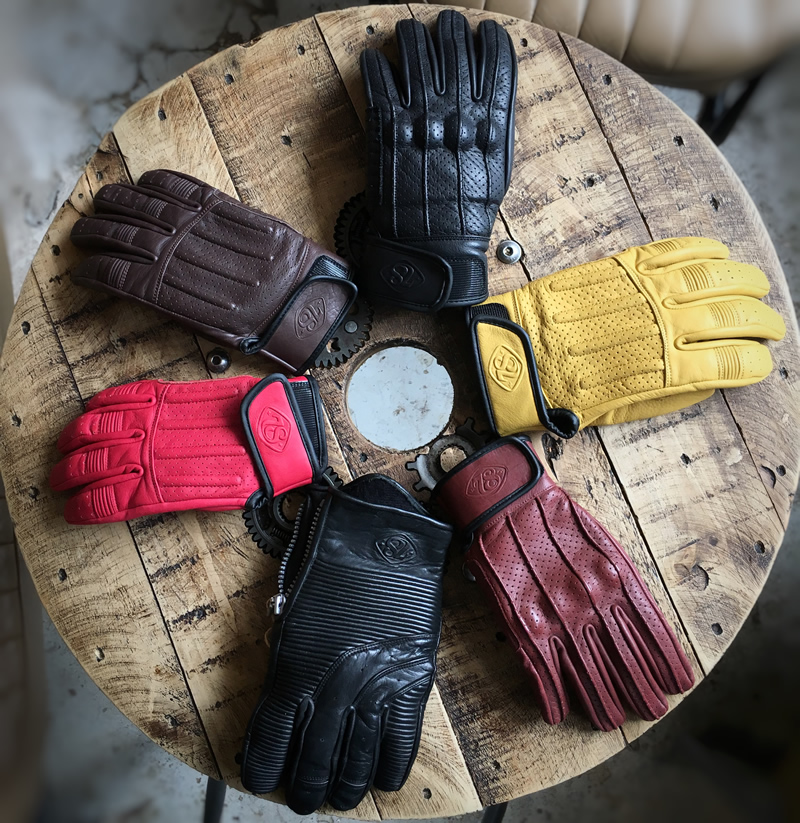 Gloves from 78 Motor Co.