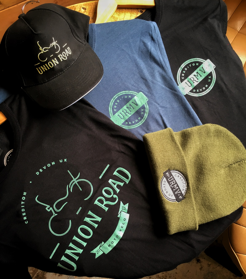 URMV Tee's and Hats
